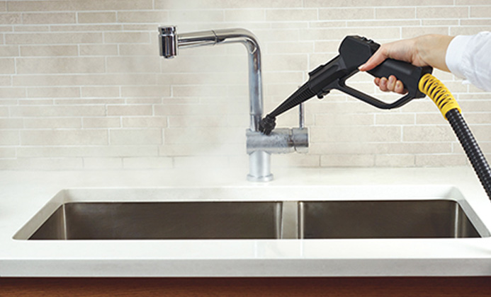 bathroom steam cleaning equipment
