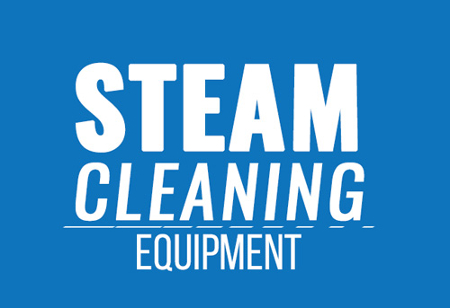 Steam Cleaning Equipment Logo